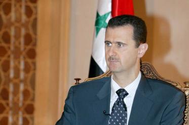Президент Сирии - Башар Асад