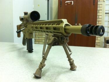 VPR.308 - первая украинская снайперская винтовка