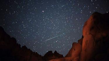 метеоритный поток Лириды