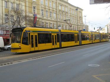 Самый длинный трамвай в мире