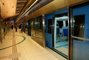 Метрополитен в Дубаях