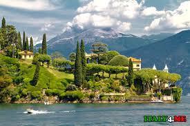 Озеро Комо Италия для эффектного отдыха в Италии