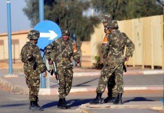 Солдаты в Алжире