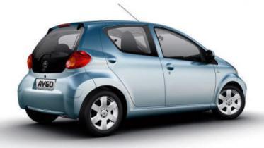 Экономичный японец: Toyota Aygo