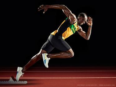 Самый быстрый человек в мире за всю