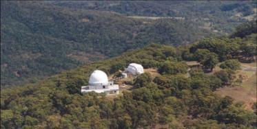Обсерватория в Австралии
